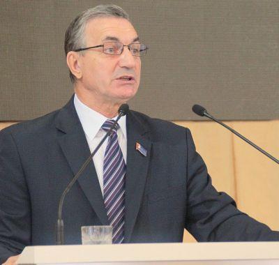 Председатель хабаровской городской думы Сергей Савков: «Предлагаемая формулировка... содержит коррупционную составляющую».