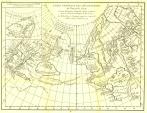 Эта карта была создана joseph nicolas de lapos в